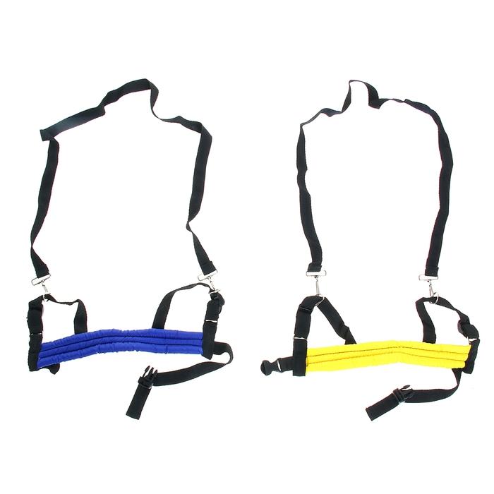 Вожжи детские «Шагай-ка», цвета МИКС