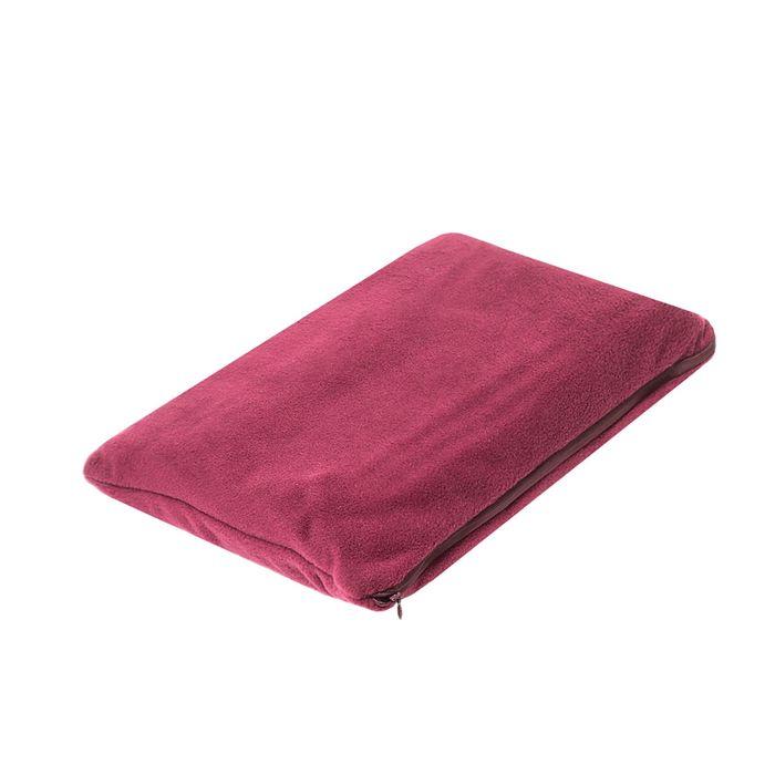 """Плед-подушка """"Спутник"""", размер 35х40см/100х140см, цвет 63 (микс)"""