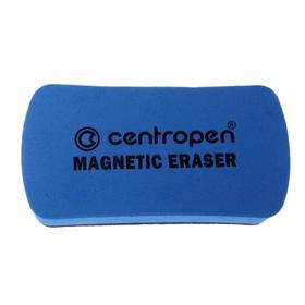 Губка для маркерных досок, магнитная, Centropen 9797, 180*95*20 мм, в пакете