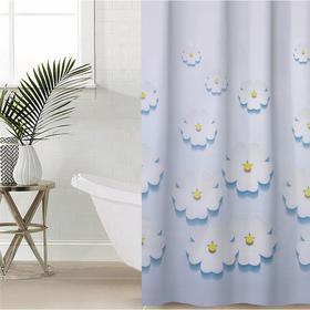 Curtains for bathroom Dollana
