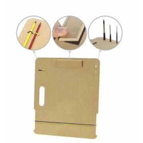 Tablet with magnetic clamp A2 MDF 400 * 470 ZHK Sonnet GT50034047