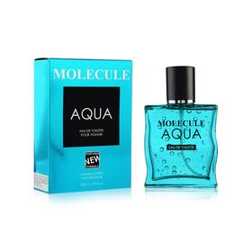 Туалетная вода мужская Molecule Aqua, 100 мл