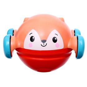 Игрушка-трансформер «Зверюшки. Крутись и хлопай», МИКС