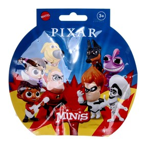 Мини-фигурки Pixar, МИКС