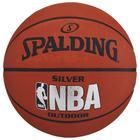 Мяч баскетбольный Spalding NBA Silver размер 6