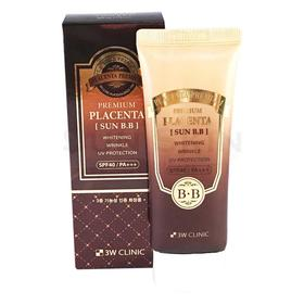 3W BB cream Sunfa. against wrinkles with the placenta