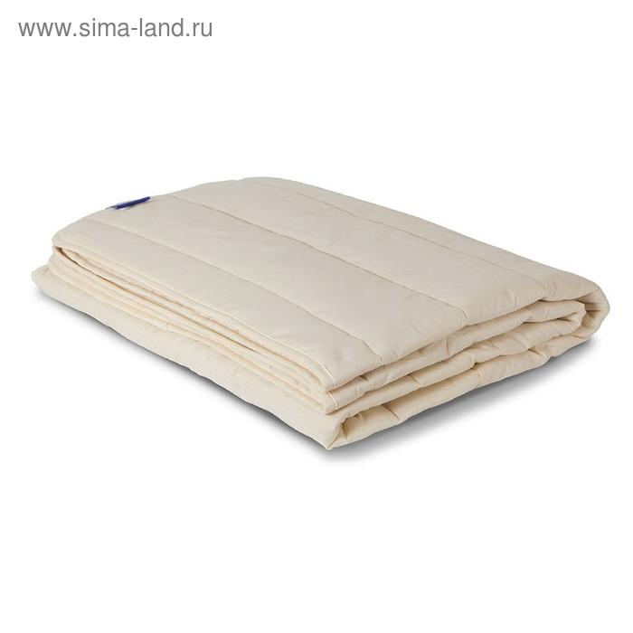 """Одеяло облегчённое Мио-Текс """"Овечья шерсть"""", размер 140х205 ± 5 см, 100 гр/м2"""