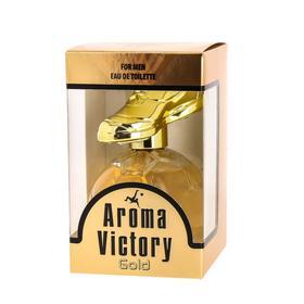 Туалетная вода мужская Aroma Victory Gold, 100 мл