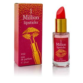 Парфюмерная вода женская 1 Million Lipsticks 02, 30 мл