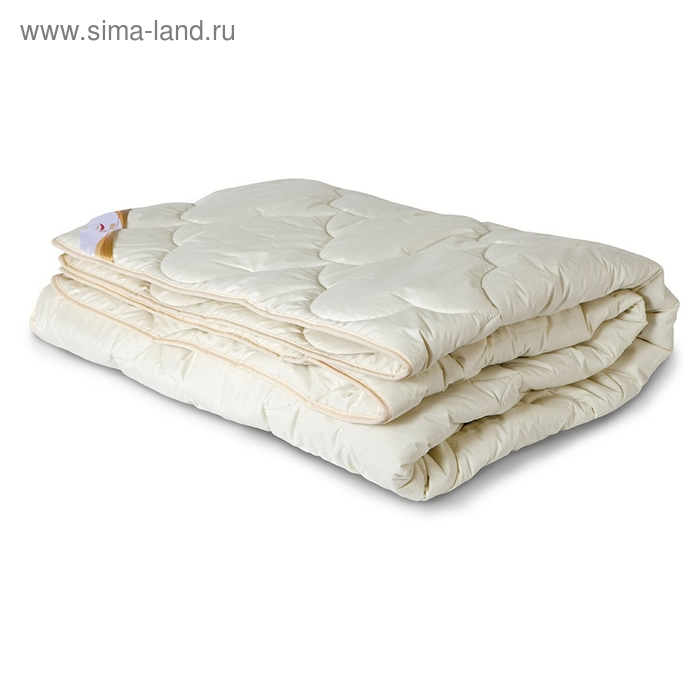 """Одеяло всесезонное ОЛ-Текс """"Меринос"""", размер 200х220 ± 5 см"""