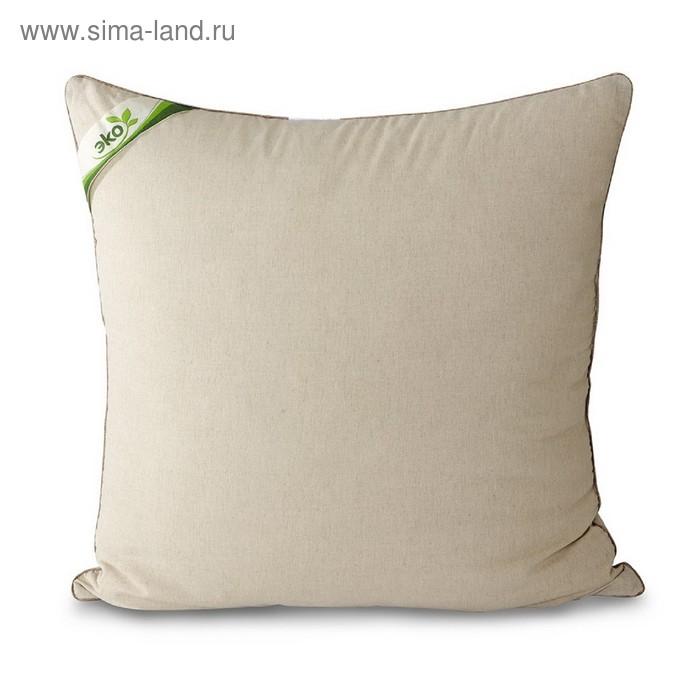 """Подушка Organic Dream """"Укрепляющая иммунитет"""", размер 68х68 см можжевельник микроволокно"""
