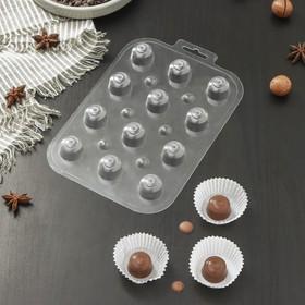 {{photo.Alt || photo.Description || 'Форма для шоколада «Круглые завитушки», 13×9,5 см'}}