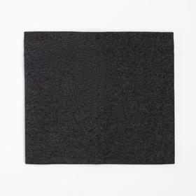 Снуд для мальчика, цвет тёмно-серый, размер 50-52 см