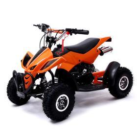 Квадроцикл бензиновый ATV R4.35 - 49cc, цвет оранжевый