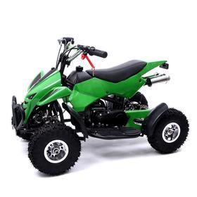 Квадроцикл бензиновый ATV R4.35 - 49cc, цвет зелёный
