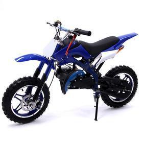 Питбайк бензиновый P.40 - 49cc, цвет синий