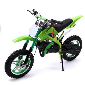 Питбайк бензиновый P.40 - 49cc, цвет зелёный