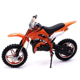 Питбайк бензиновый P.40 - 49cc, цвет оранжевый