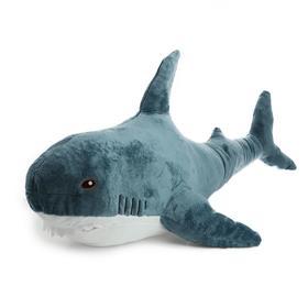 Мягкая игрушка «Акула», 1,2 м