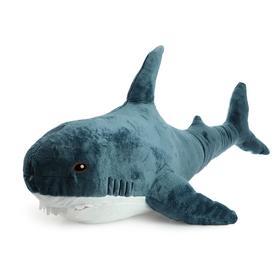 Мягкая игрушка «Акула», 1,4 м