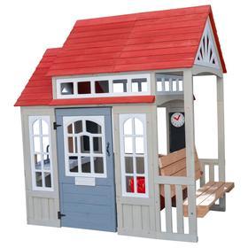 Игровой домик для улицы деревянный «Вилла Брейвуд»