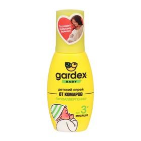 Спрей от комаров Gardex Baby, детский, от 1 года, 75 мл