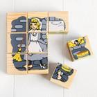 Кубики «Герои сказок», 9 элементов - фото 106532997