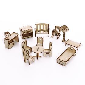 Набор мебели для дома «Woody Style»