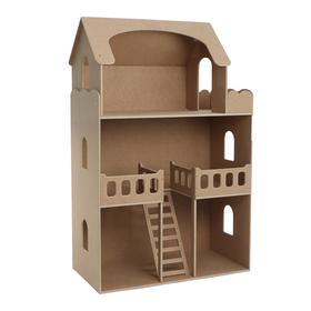 Кукольный дом «Пастила» самостоятельный декор