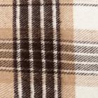 Плед «Метро», 140х200, белый/бежевый/коричневый - фото 1146886