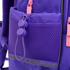 Рюкзак школьный, Kite 771, 36 х 25 х 12, с эргономичной спинкой, Insta-girl - фото 826276