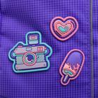 Рюкзак школьный, Kite 771, 36 х 25 х 12, с эргономичной спинкой, Insta-girl - фото 826274