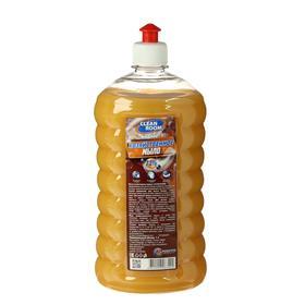 Жидкое хозяйственное мыло 72% «Clean room», 1000 мл
