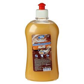 Жидкое хозяйственное мыло 72% «Clean room», 500 мл