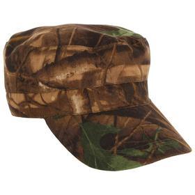Кепка охотника летняя, цвет светлый лес, ткань смесовая, размер 58-60
