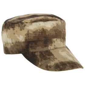 Кепка охотника летняя, цвет туман, ткань смесовая Рип-Стоп, размер 58-60