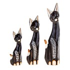 """Набор """"Кошки"""", 3 шт. 30,40,50 см"""