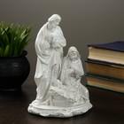 """Статуэтка """"Рождение Христа"""" белый 21х11х14 см"""