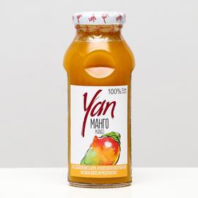 Сок манго восстановленный YAN, 250 мл