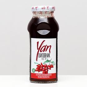 Напиток из шиповника YAN, 250 мл