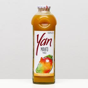 Сок манговый восстановленный YAN, 930 мл