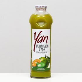 Нектар из зелёного апельсина и лайма YAN, 930 мл