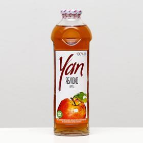 Яблочный сок восстановленный YAN, 930 мл