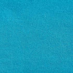 Велюр цвет голубой, ширина 180 см