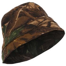 Панама-накомарник «Трансформер», цвет светлый лес, ткань смесовая, размер 58