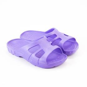 Children's sliders, color lilac, size 29