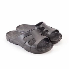 Children's sliders, Dark gray color, size 27