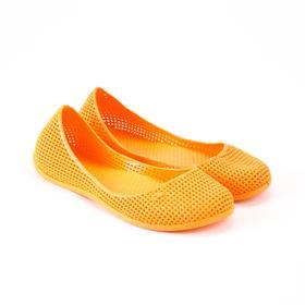 Women's Aquasuum, Color Orange, Size 40