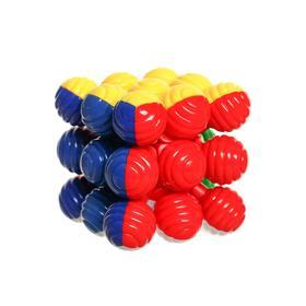 Игрушка механическая «Кругляш», 6,5х6,5х6,5 см, цвета МИКС