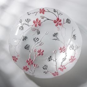 Блюдо сервировочное «Сакура в цвету», d=30 см
